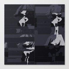 Alice Glass / Crystal Castles Canvas Print