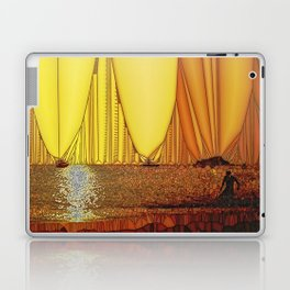 Sailboats Laptop & iPad Skin