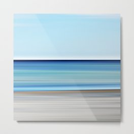 aqua - seascape no. 17 Metal Print