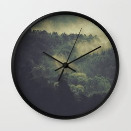 Nørdic Forest No. 2 Wall Clock