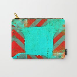 « bleu turquoise » Carry-All Pouch