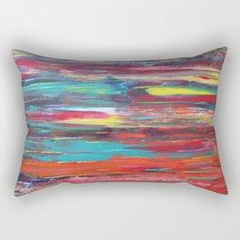 Rainbow Dream Rectangular Pillow