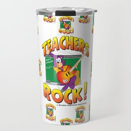 Teachers Pattern 7000 Travel Mug