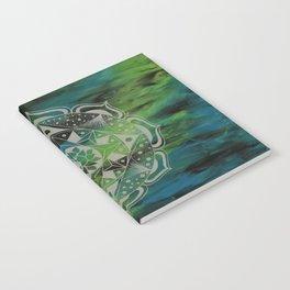 Yin and Yang Notebook