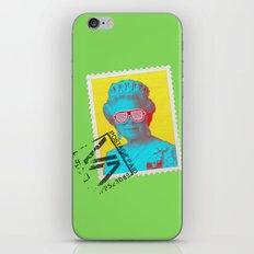 Pop Queen iPhone & iPod Skin