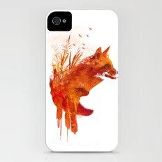 Plattensee Fox iPhone (4, 4s) Slim Case