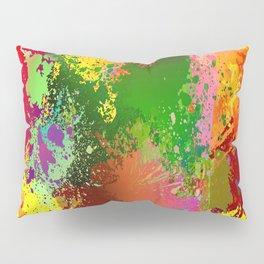 embroidery dab color spray Pillow Sham