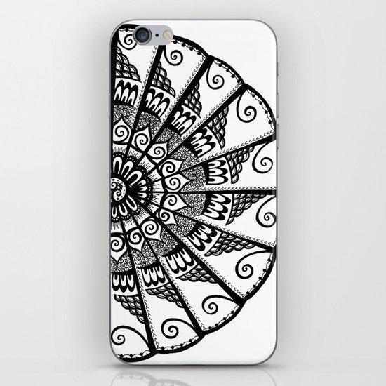 A Fine Fan iPhone & iPod Skin