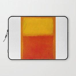 1956 Orange and Yellow by Mark Rothko Laptop Sleeve