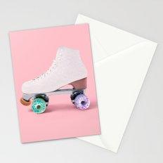 ROLLER DONUT Stationery Cards