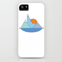Idahome iPhone Case
