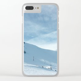 mammoth mountain summit. Clear iPhone Case