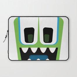 Bubble Beasts: Chilling Cucumber Body Scrub Laptop Sleeve