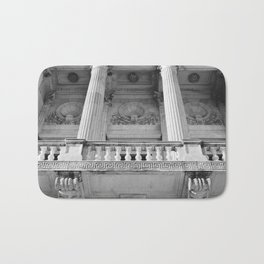 Architecture of Providence Rhode Island Bath Mat