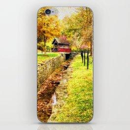 Whisky Creek iPhone Skin