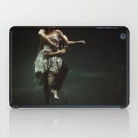 water iPad Cases featuring abyss of the disheartened : V by Heather Landis