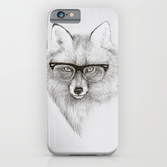Fox Specs iPhone & iPod Case