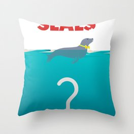 Arrested Development - Busters Revenge Throw Pillow