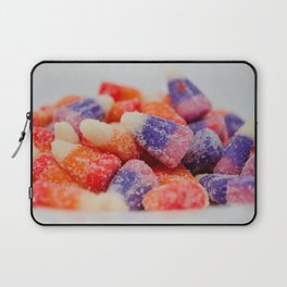 Sweet and sour flavored candy Laptop Sleeve