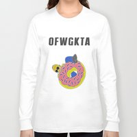 odd future Long Sleeve T-shirts featuring Odd Future by Ryan Hill
