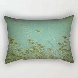 When the wind blows Rectangular Pillow
