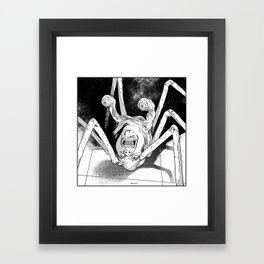 The Thing: Headcrab Framed Art Print
