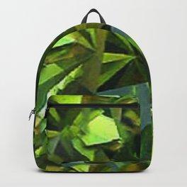 AUGUST BABIES GREEN PERIDOT BIRTHSTONE GEM Backpack