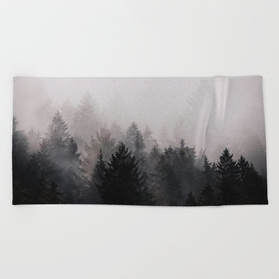 Darkside Beach Towel
