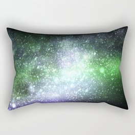 Falling sparkles Rectangular Pillow