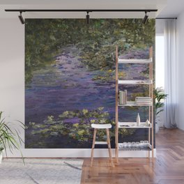 Monet's Giverny Gardens Wall Mural