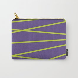 Violet Funk Carry-All Pouch
