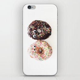 Donut Conversation Food Photography iPhone Skin