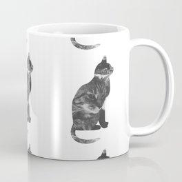 The Cat in the Cat Coffee Mug