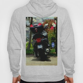Keep Off The Grass - Or Else Hoody