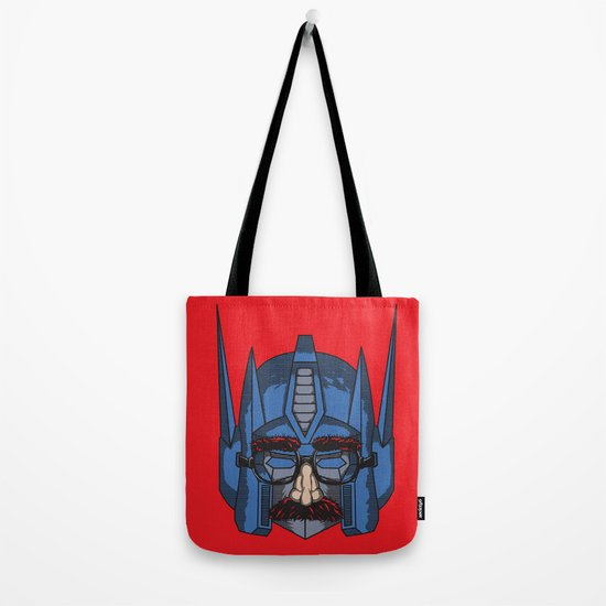 robot in disguies  Tote Bag