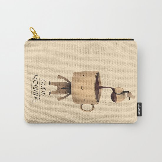 good morning. Carry-All Pouch