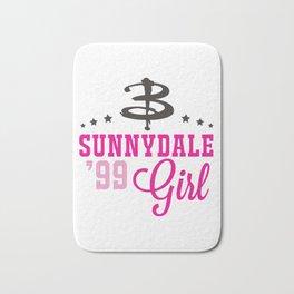 Sunnydale Girl Bath Mat