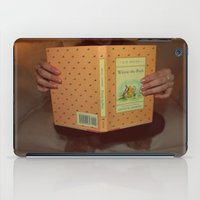winnie the pooh iPad Cases featuring Winnie•the•Pooh by Kearsten Taylor