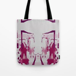 THE CITY OF MANNEQUINS Tote Bag