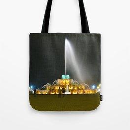 Fountain #1 Small Tote Bag