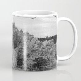 Fantastic landscape Austria 23 B&W Coffee Mug