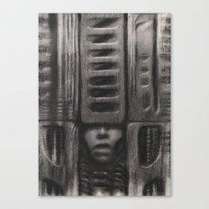 GHOST 23 Canvas Print
