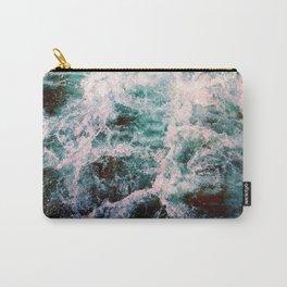 Huntington Beach - Print Carry-All Pouch