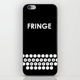 Fringe 01 iPhone Skin