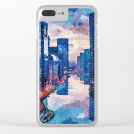 New Venice Clear iPhone Case