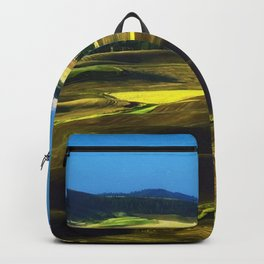 Fruited Plain Photographic Landscape Backpack