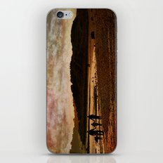 family time iPhone Skin
