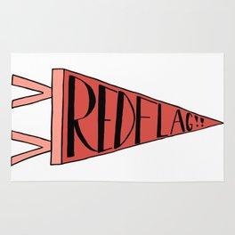 Red Flag Rug