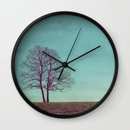 All I Wanna Do Is Grow Old With You Wall Clock