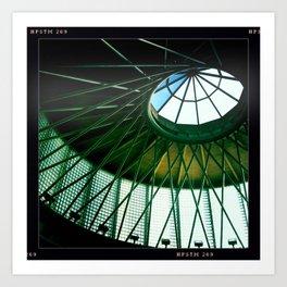 Cyclorama Art Print